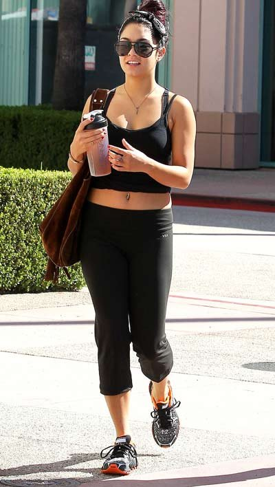 Can Sweaty Betty Help Us Get As Fit As Vanessa Hudgens?
