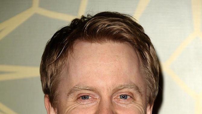 """David Hornsby (""""It's Always Sunny in Philadelphia"""") attends the 2012 Fox Winter TCA All-Star Party at Castle Green on January 8, 2012 in Pasadena, California."""