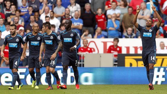 Premier League - Newcastle's Remy puts Cardiff to the sword