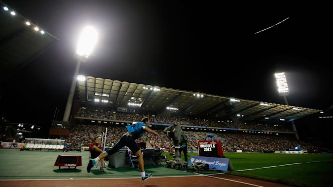 2013 Belgacom Memorial Van Damme - IAAF Diamond League 2013