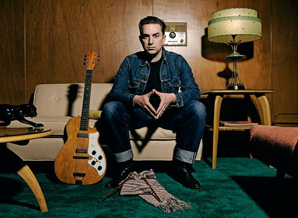 JD McPherson Swings Into the Holidays With 'Twinkle (Little Christmas Lights)' - Premiere