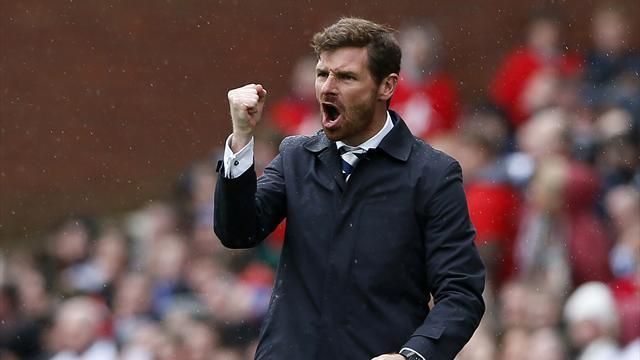 European Football - Villas-Boas named new coach of Zenit