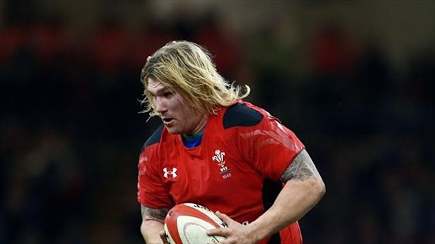 Wales' Richard Hibbard will wear the cherry and white of Gloucester next season