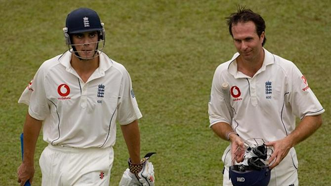 Cricket - Vaughan: Cook and Vaughan can't be 'stubborn' over captaincy