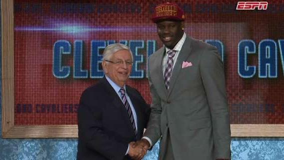 First Pick: Anthony Bennett