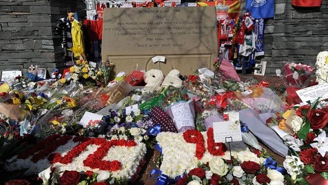 Football - Liverpool marks 25th anniversary of Hillsborough disaster