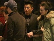 Is Nicky Wu dating Shirley Dai?