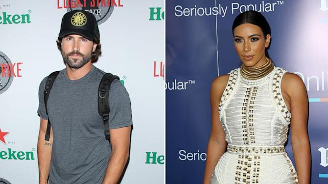 Brody Jenner Reveals Kim Kardashian Kissed Her Stepbrother