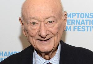Ed Koch | Photo Credits: Jason Kempin/Getty Images