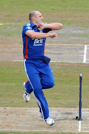 England retained off-spinner James Tredwell in the fourth NatWest Series match against South Africa