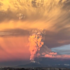 Chile volcano eruption captured in time-lapse video