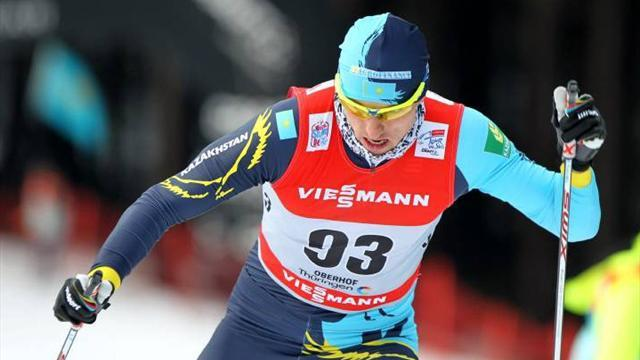 Cross-Country Skiing - Poltoranin wins maiden Tour de Ski stage