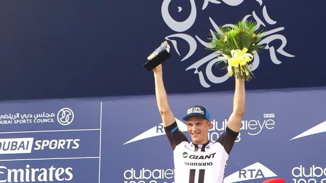 Cycling - Kittel claims final stage as Phinney takes overall win
