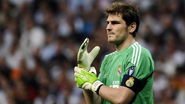 Casillas Real Barça