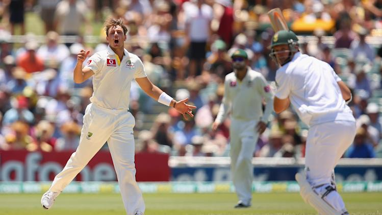 Australia v South Africa - Second Test: Day 2