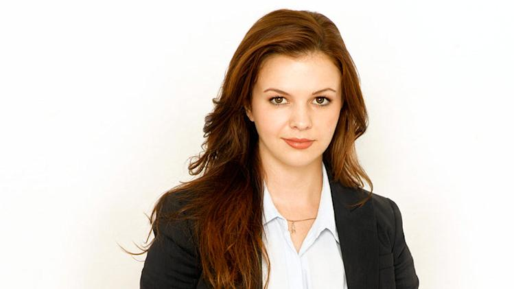 "Amber Tamblyn as Detective Casey Shraeger in ""The Unusuals."""