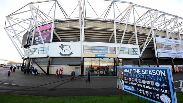 Championship - Derby County announce £8m losses