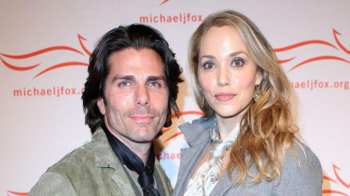 Elizabeth Berkley (husband is Greg Lauren)