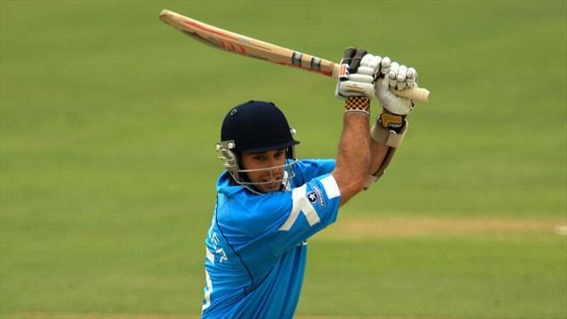 Cricket - Coetzer steers Scotland to victory