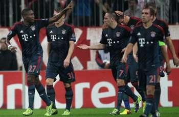 Bayern Munich - Hertha Berlin: Bavarians edge closer to unbeaten record