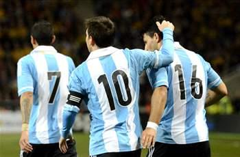Sweden 2-3 Argentina: First-half blitz clinches victory for Albiceleste