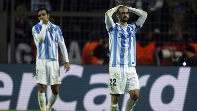 Liga - Madrid, Malaga resume Isco talks