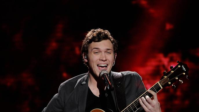 Phillip Phillips - 4/11/12