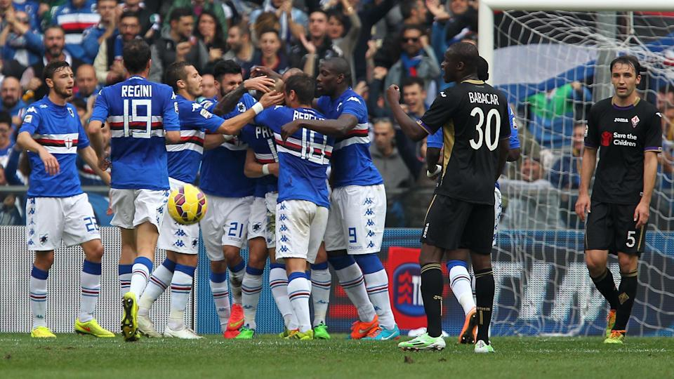 Video: Sampdoria vs Fiorentina