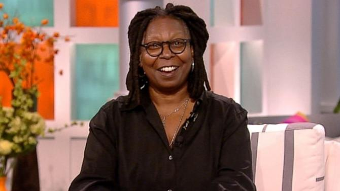 'The View' Co-Host Whoopi Goldberg Shares Why She Decided to Lose 35 Pounds