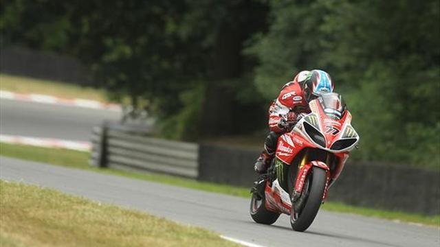 Superbikes - Brands BSB: Ellison 'disappointed' with missing out on a front row start