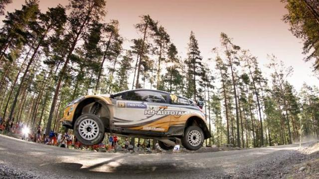 ERC - Ketomaa gets drive for snow rallies