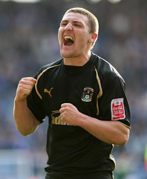 Gary Deegan has been suspended by Coventry