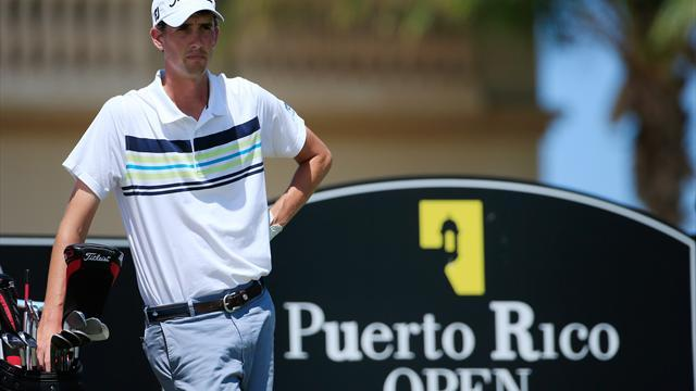 Golf - Hadley survives late Lee charge to win Puerto Rico Open