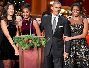 Malia Obama Appears to be Wearing a Pro Era T-Shirt…