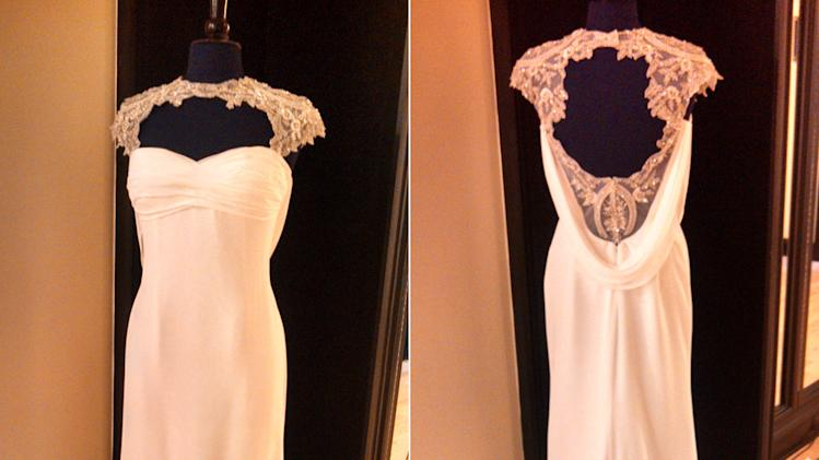 Jennifer Aniston Wedding Dress, Say Yes to the Dress