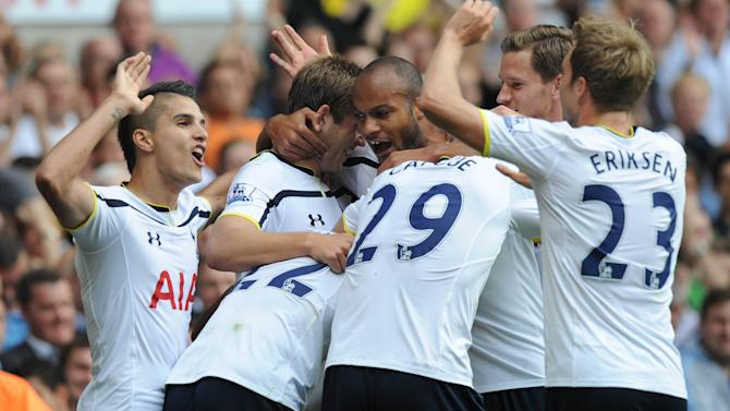 Premier League - Tottenham v West Brom: LIVE