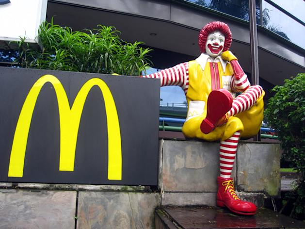 McDonald's at King Albert Park was certainly more than just a fast food outlet for many. (Yahoo! photo/Jeanette Tan)