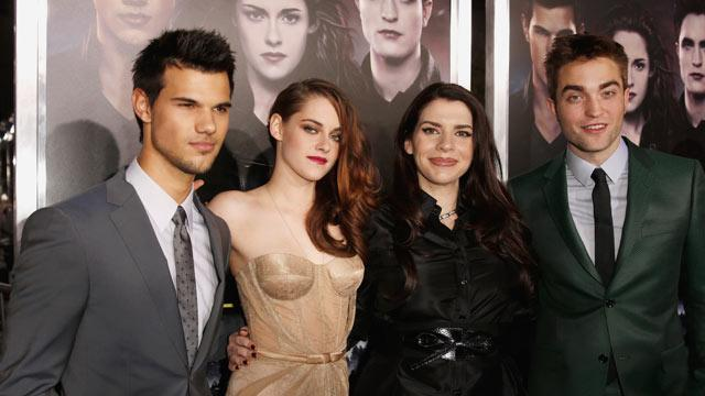 Twilight Movie Premiere