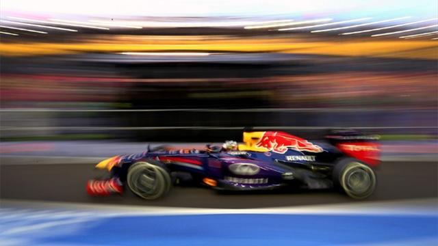 Formula 1 - Give Vettel his dues, not boos