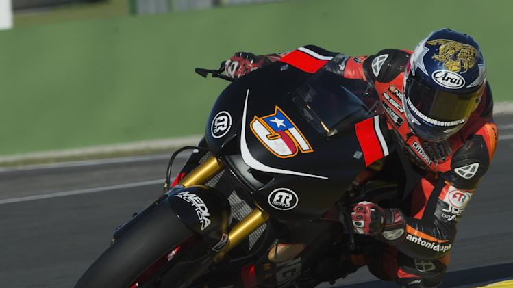 MotoGP Tests in Valencia - Day 2