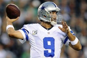 Romo's 2 TDs lead Cowboys past Eagles 38-23