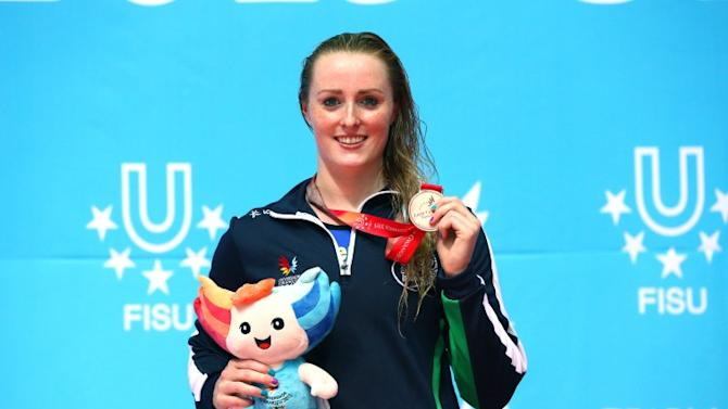 Ireland's Fiona Doyle adds bronze medal to Olympic qualification