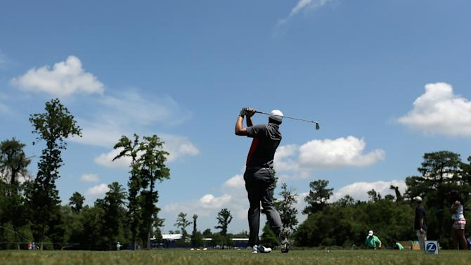 Zurich Classic of New Orleans - Round One