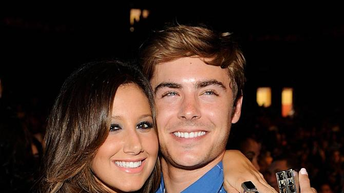 Tisdale Efron Teen Choice Aw