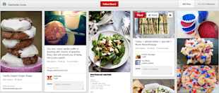 5 Reasons Why Starbucks' Pinterest Strategy is Not A Big Hit image Real Food