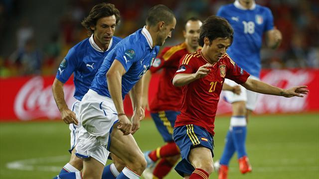 World Cup - Spain to face Italy in March friendly