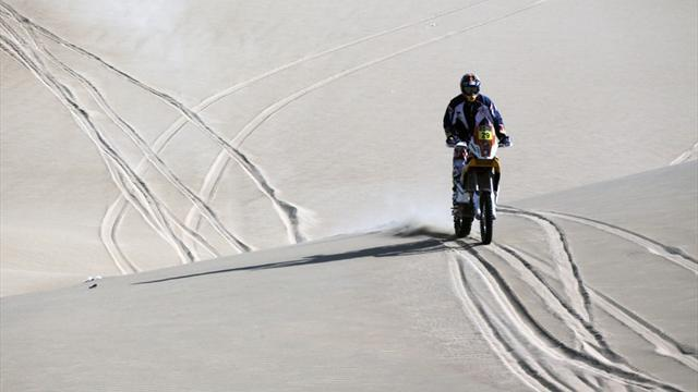 Dakar - Rally Stories
