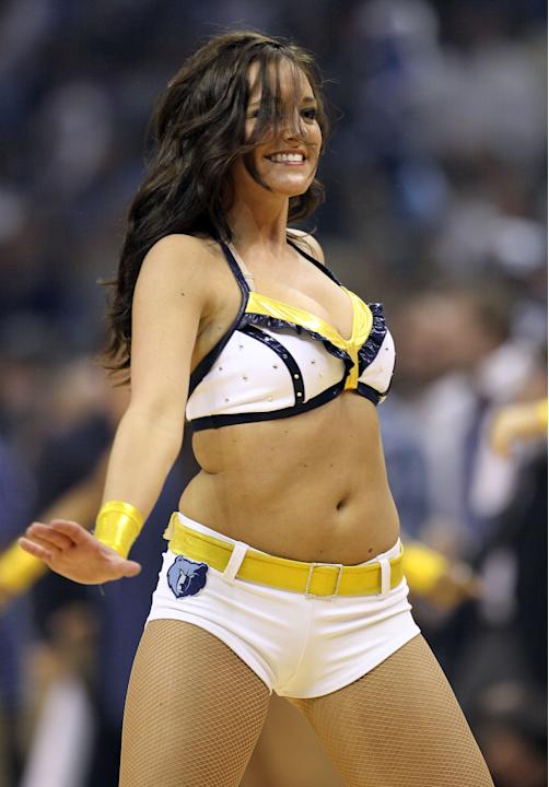 San Antionio Spurs v Memphis Grizzles - Game Three