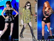 Stocking Jaring Para Seleb K-Pop, Yes or No?