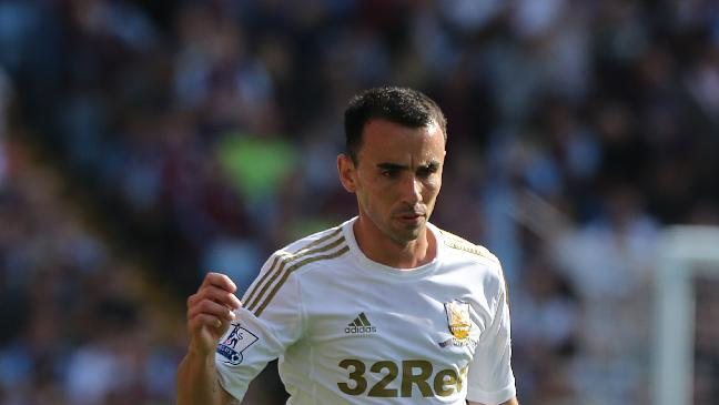 Leon Britton has not given up hope of playing for England